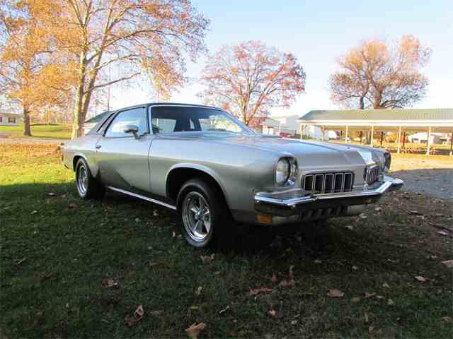 1973 Oldsmobile Cutlass Supreme | 1015646