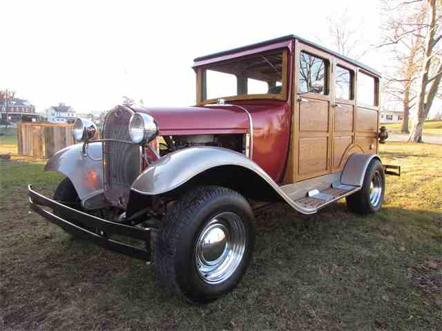 1930 Ford Model A | 1015651