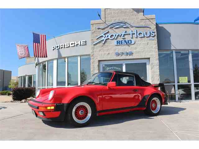 1988 Porsche 930 Turbo | 1015657