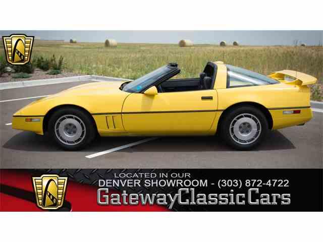 1987 Chevrolet Corvette | 1010566