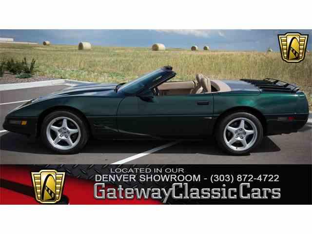 1992 Chevrolet Corvette | 1010567