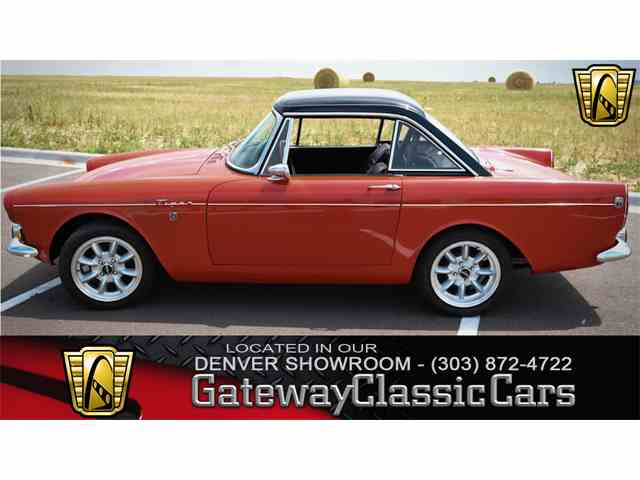 1967 Sunbeam Tiger | 1010568