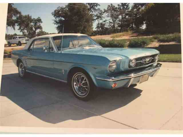 1966 Ford Mustang | 1015694