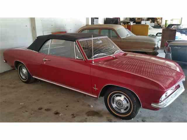 1966 Chevrolet Corvair Monza | 1015695