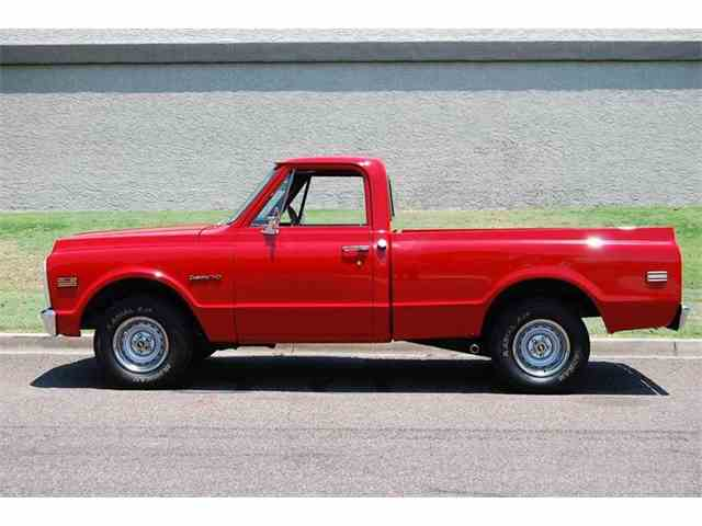 Picture of '71 C/K 10 - LRQ5