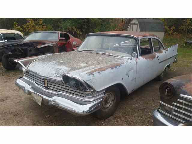 1959 Plymouth Belvedere | 1015712