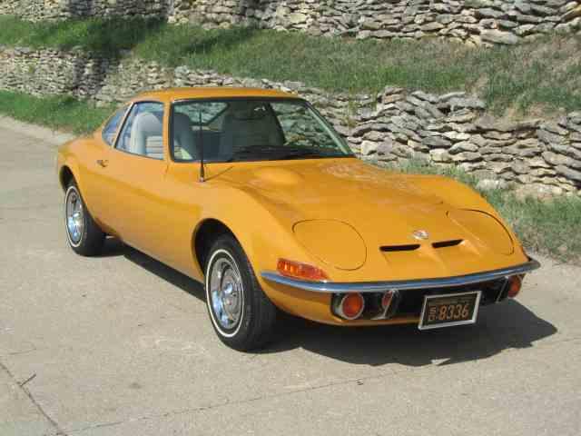 1972 Opel GT | 1015720
