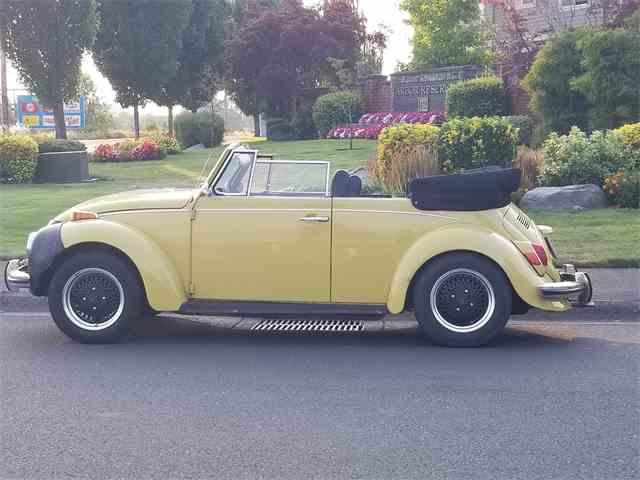 1972 Volkswagen Beetle | 1015721