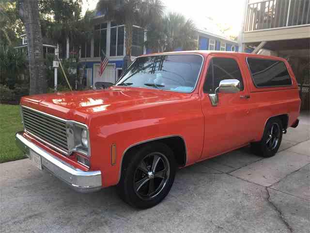 1977 Chevrolet Blazer | 1015722
