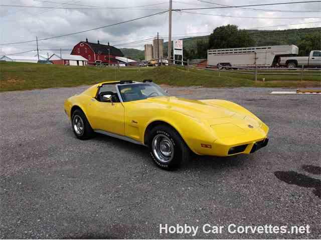1975 Chevrolet Corvette | 1015724