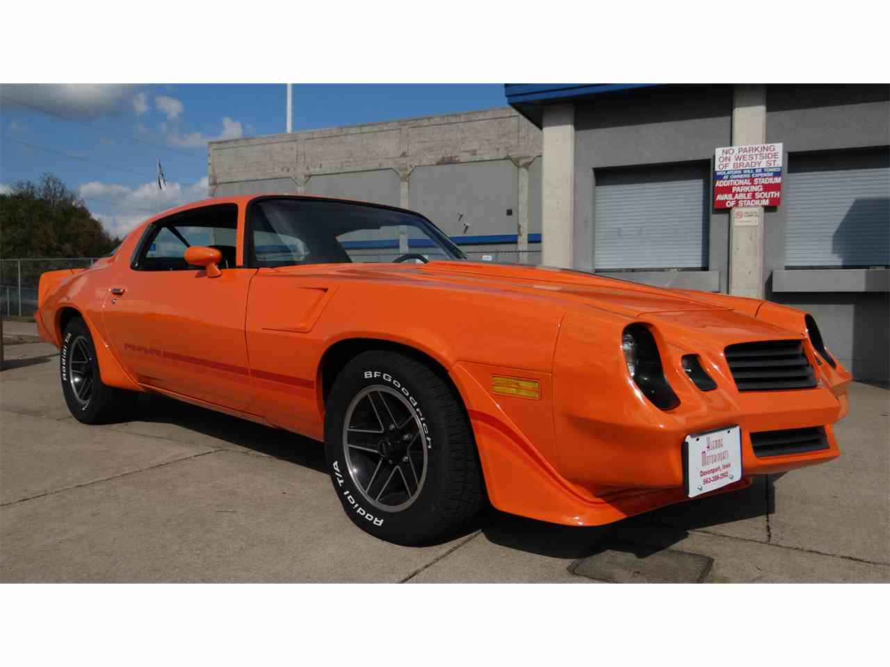Large Picture of 1981 Chevrolet Camaro Z28 - $16,900.00 - LRQM