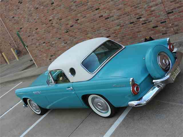 1956 Ford Thunderbird | 1015728