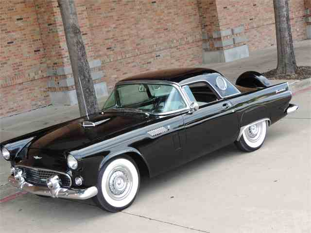1956 Ford Thunderbird | 1015729
