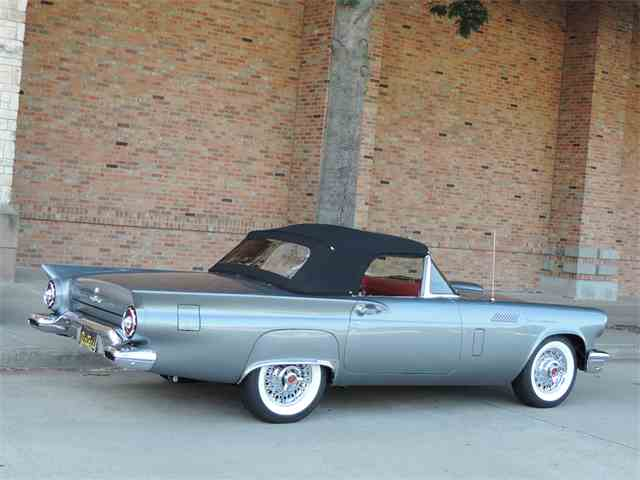 1957 Ford Thunderbird | 1015730