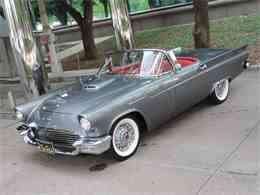 1957 Ford Thunderbird for Sale - CC-1015730