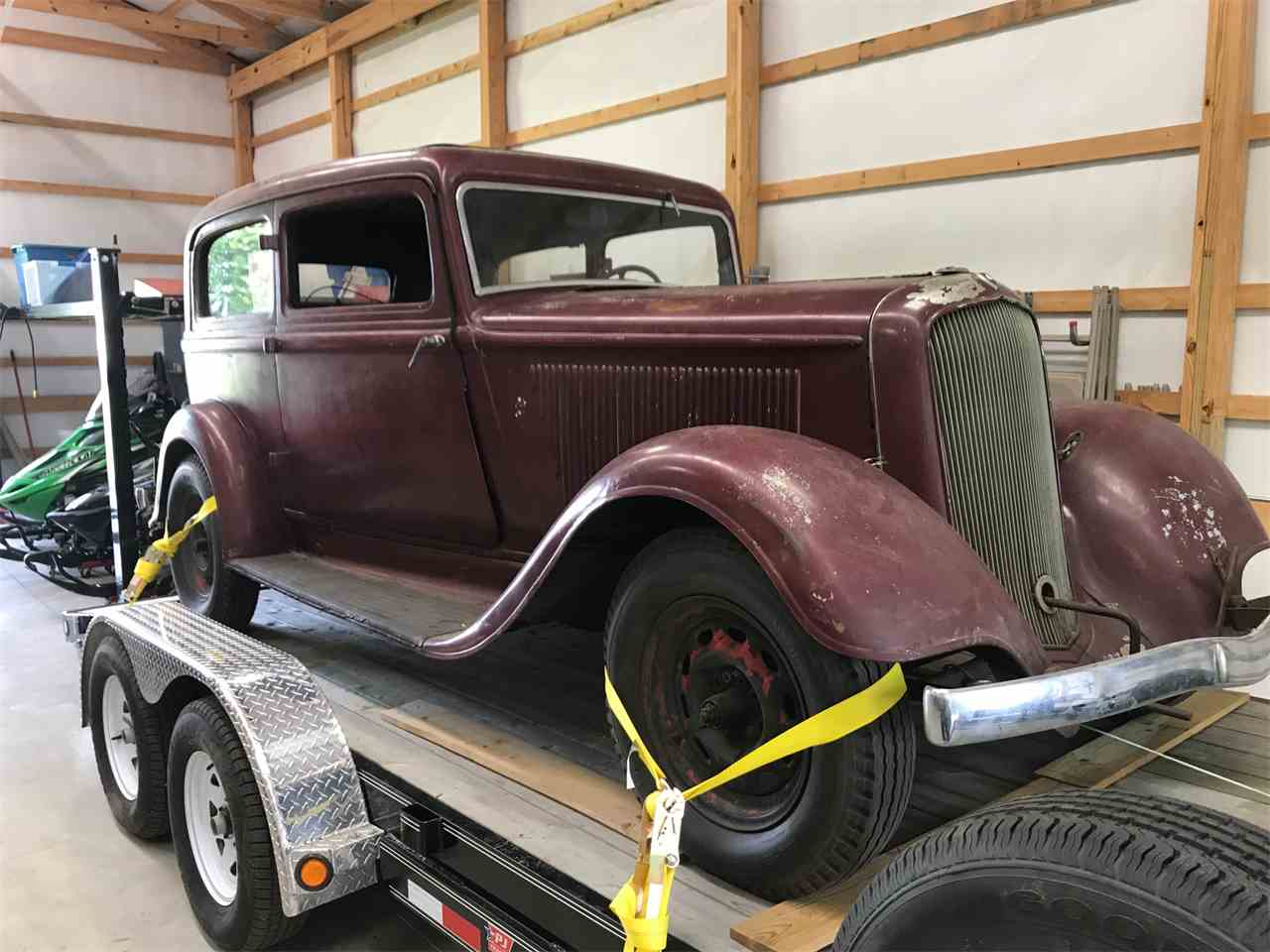Large Picture of '33 2-Dr Sedan - LRQW