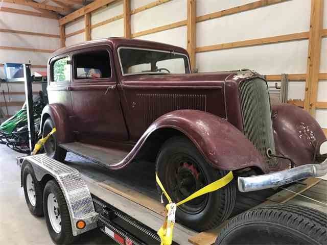 1933 Plymouth 2-Dr Sedan | 1015736