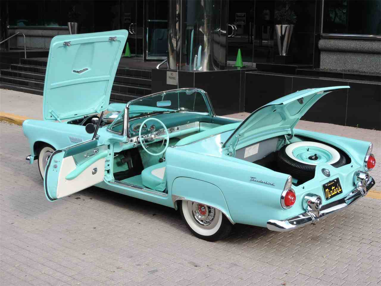 Large Picture of '55 Thunderbird - LRR4