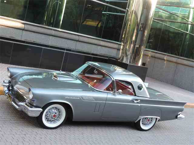 1957 Ford Thunderbird | 1015745