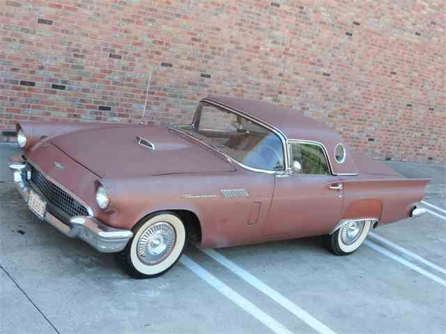 1957 Ford Thunderbird | 1015747