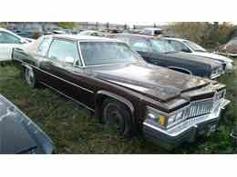 1978 Cadillac Coupe DeVille for Sale - CC-1015749