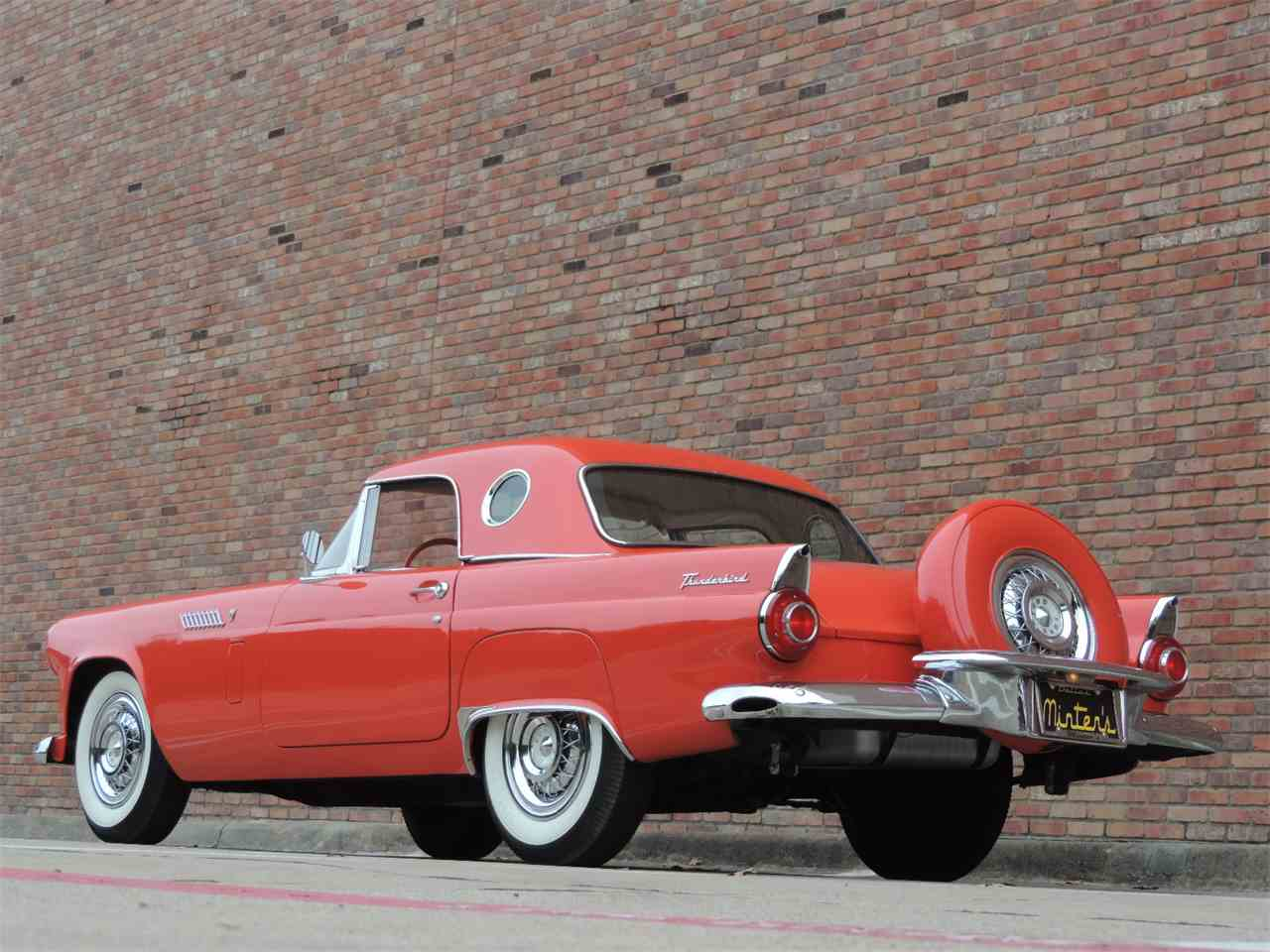 Large Picture of '56 Thunderbird - LRRA