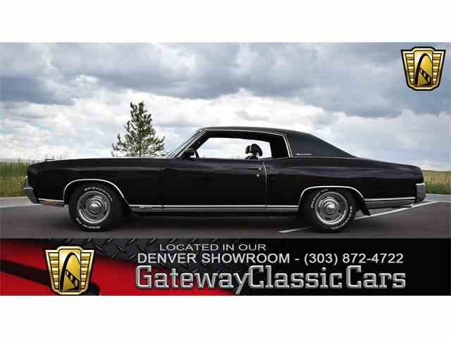 Picture of Classic 1972 Monte Carlo located in O'Fallon Illinois Offered by Gateway Classic Cars - Denver - LNRK