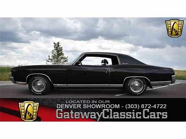 1972 Chevrolet Monte Carlo | 1010576