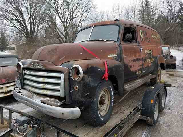 1950 GMC Panel Delivery Van | 1015760