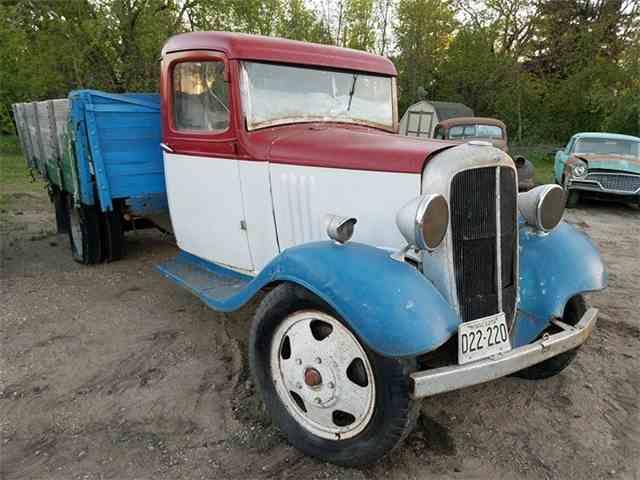 1933 Chevrolet 1-1/2 Ton Pickup | 1015762