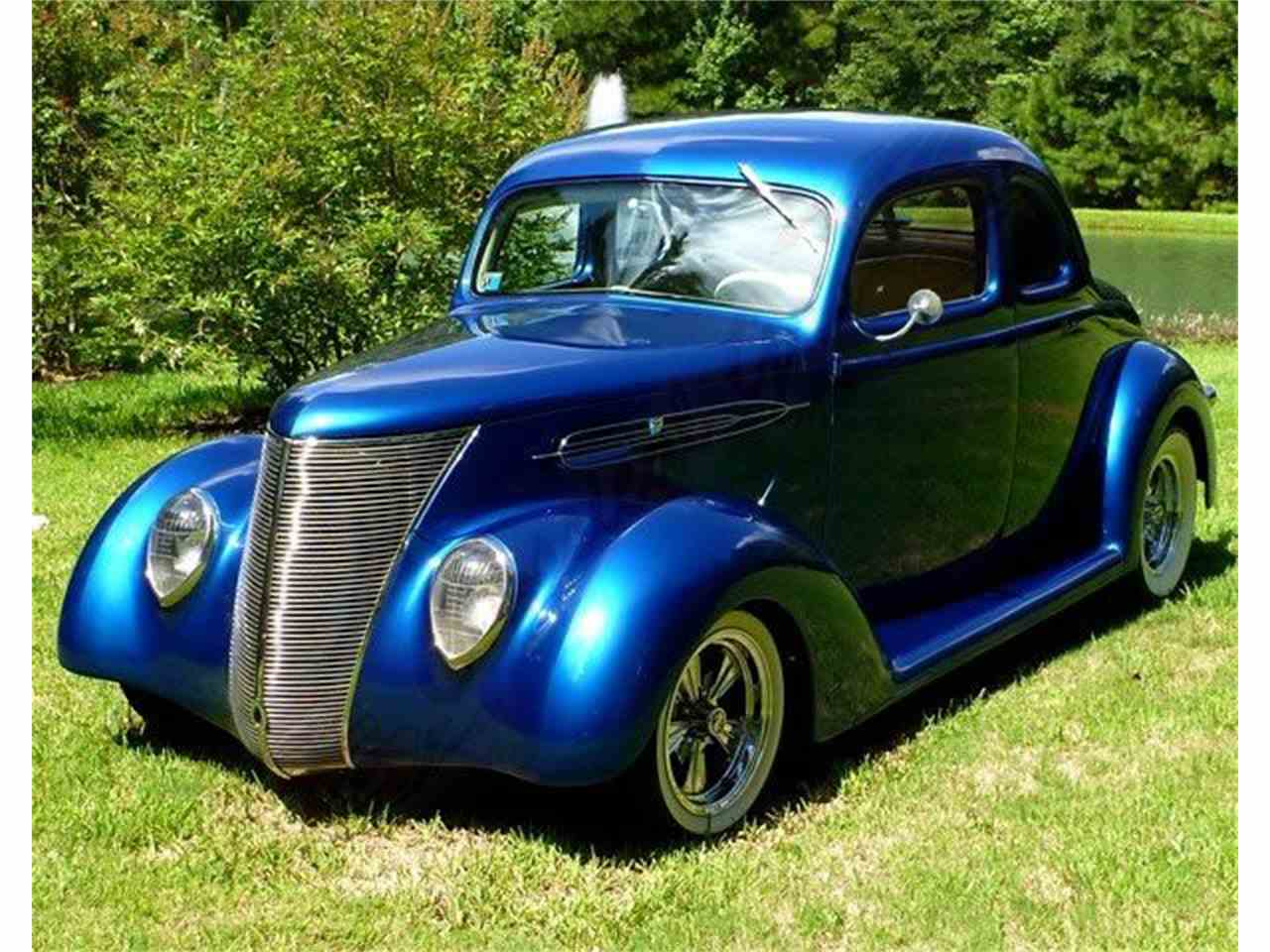 Large Picture of 1937 Coupe located in Texas - $62,500.00 Offered by Classical Gas Enterprises - LRRZ