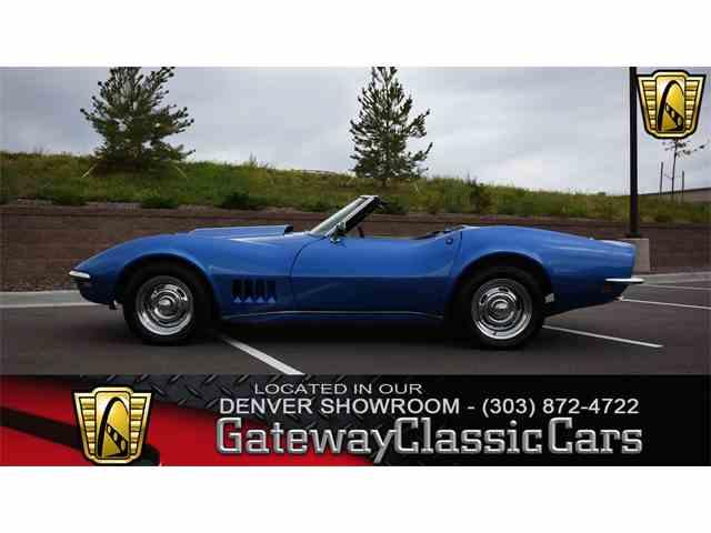 1968 Chevrolet Corvette | 1010580