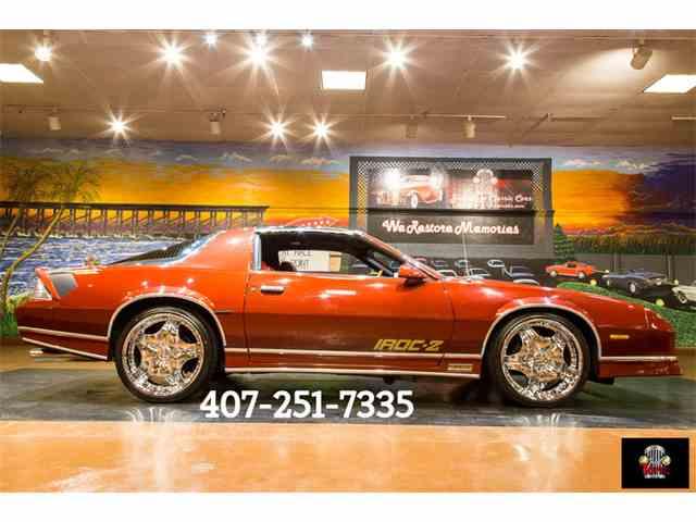 1986 Chevrolet Camaro | 1015810