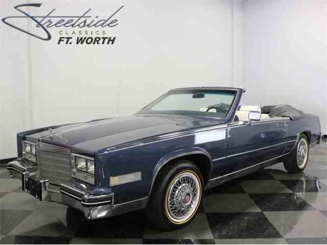 1984 Cadillac Eldorado Biarritz | 1015816