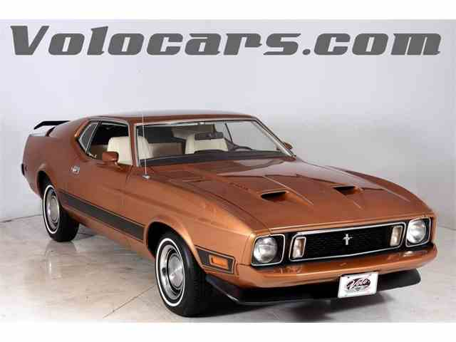 1973 Ford Mustang Mach 1 | 1015819