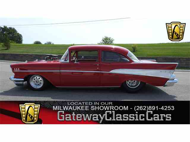 1957 Chevrolet 2-Dr Coupe | 1015823