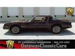 Picture of '77 Firebird Trans Am Offered by Gateway Classic Cars - Fort Lauderdale - LRTC