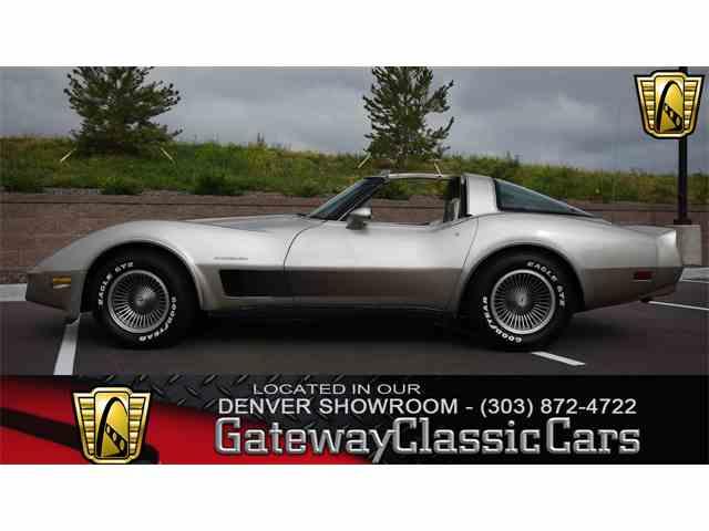 1982 Chevrolet Corvette | 1010583