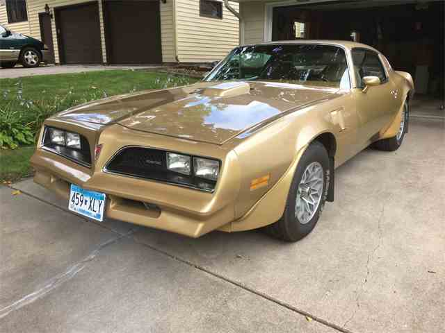 1978 Pontiac Firebird Trans Am | 1015833