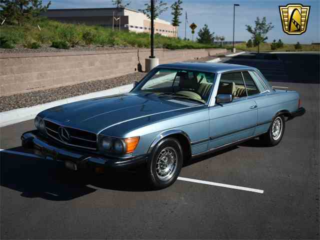1979 Mercedes-Benz 450SL | 1010584