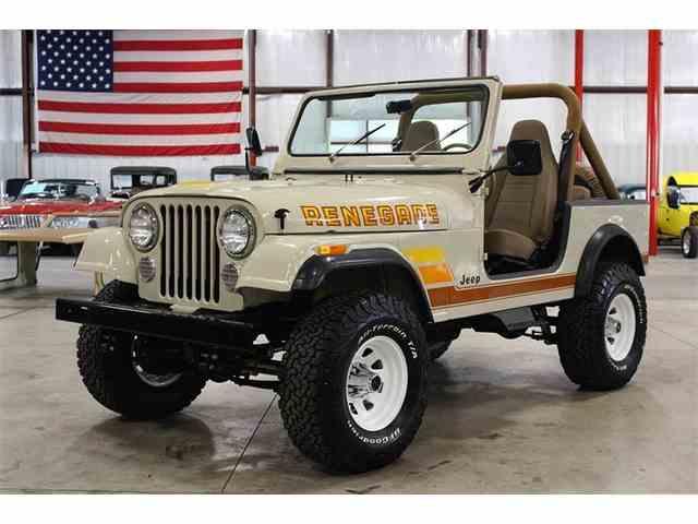 1985 Jeep CJ7 | 1015842