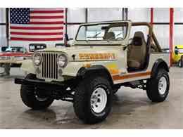 1985 Jeep CJ7 for Sale - CC-1015842