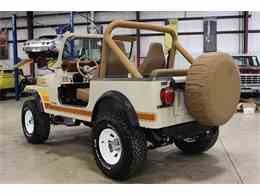 Picture of '85 Jeep CJ7 located in Michigan - $24,900.00 Offered by GR Auto Gallery - LRTU
