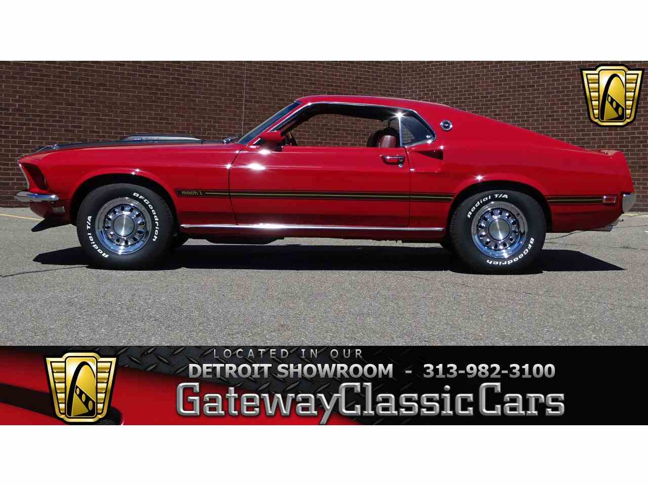 Large Picture of '69 Mustang - LRTY