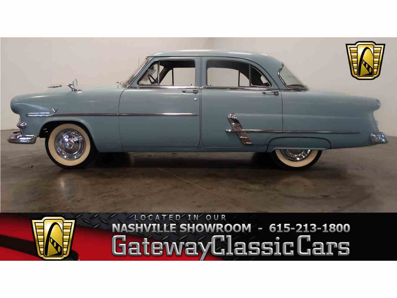 Large Picture of '53 Ford Customline - $19,995.00 - LRU6