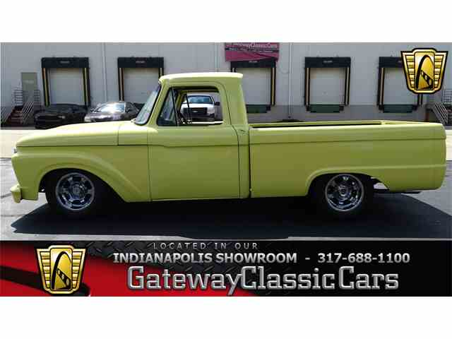 1966 Ford F100 | 1015858