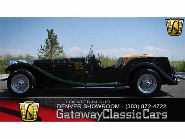 1937 Jaguar SS100 | 1010586