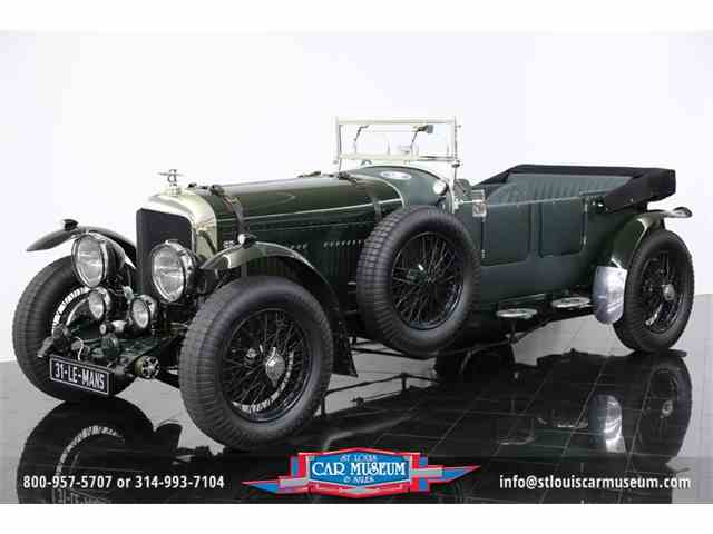 1931 Bentley Speed 8 | 1015868