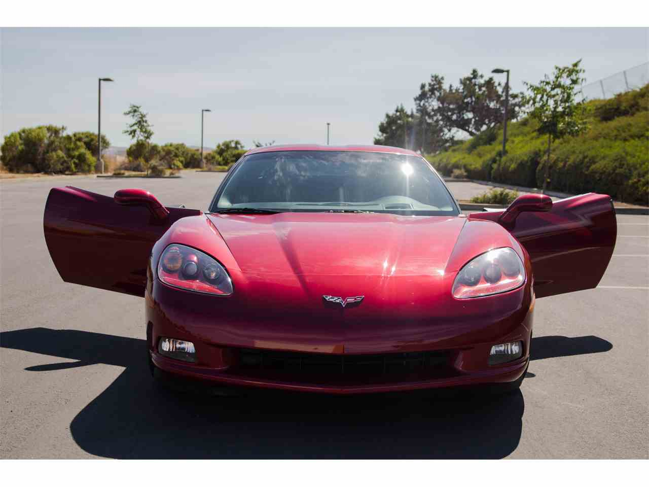 Large Picture of '08 Corvette - LRUQ