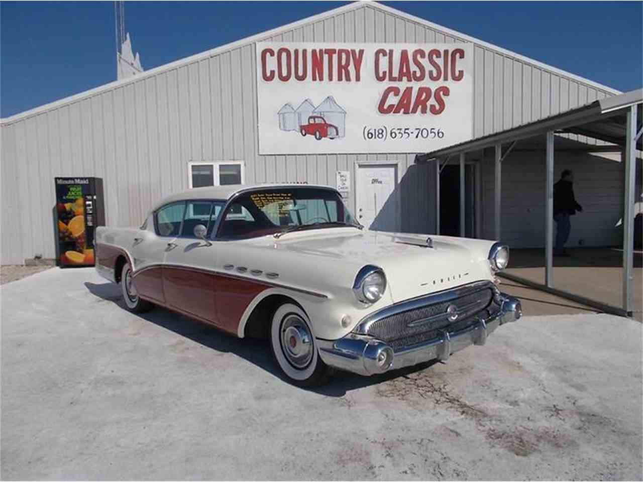 Large Picture of 1957 Buick Riviera located in Staunton Illinois Offered by Country Classic Cars - LRUT